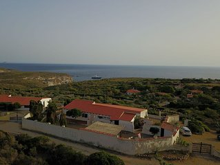 9 Bed Villa with Sea view: Surfing, Windsurf, kitesurf, Cycling, Climbing hosts