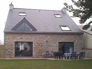 Belle grande maison authentique rénovée 50m mer