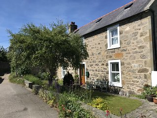 Beautiful four bedroom cottage in the heart of Findhorn.