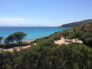 Capitana, Sardinia, 30m from the sea (with air conditioning, Wi-Fi and SMART TV)
