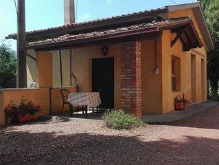 Abracadabra  Casa indipendente con camino e aria condizionata anche per disabili