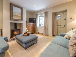 A fabulous flint cottage located near the centre of Norfolk's loveliest village.