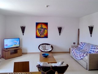 Luxury Penthouse Wifi Award winning Vila Verde close to Beach