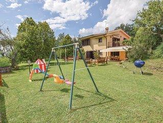 5 Zimmer Unterkunft in Ponzano Romano
