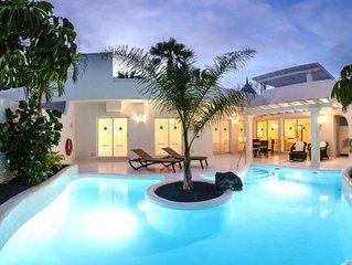 Ferienunterkünfte Bahiazul Villas & Club, Corralejo  in Fuerteventura - 4 Person
