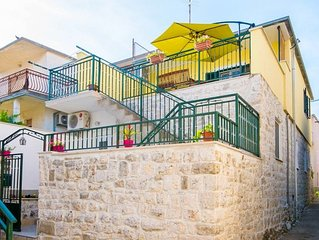 Apartments Marija, (15667), Kastel Stafilic, Split riviera, Croatia