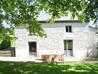 Charming little house Ardennes tastefully decorated, small peaceful village