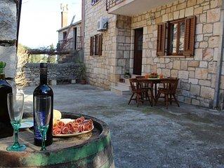Ferienhaus Tončica  - Dol (Brac), Insel Brac, Kroatien
