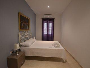 7 Valletta Dream Suites - La Sengle terrazza condivisa, ascensore, aria condiz.
