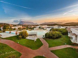 Ferienanlage Grande Baia Resort, San Teodoro  in Um S. Teodoro - 4 Personen, 2 S