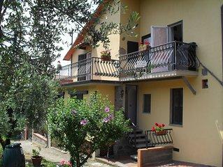 Casa relax nel verde della Toscana