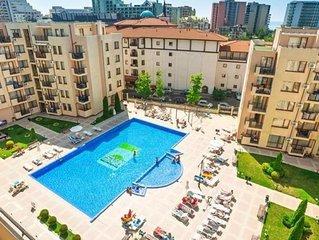 Ferienwohnung Sonnenstrand fur 1 - 5 Personen mit 1 Schlafzimmer - Ferienwohnung