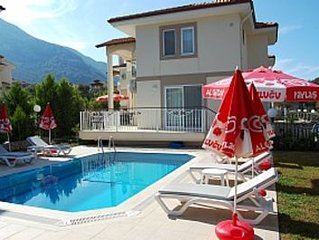 Private Two bedroom villa with own swimming Pool and Garden