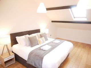 Nordic 2 Bedroom apartment (Double or Twin beds)  located in Heart of Ulverston