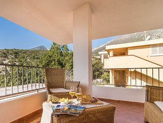 Ferienwohnung CASA PAVONCELLA in Cala Gonone - 4 Personen, 2 Schlafzimmer