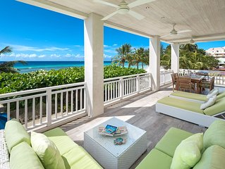 Craggy Nook Villas 'Green Monkey' on Hastings, Barbados