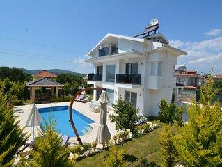 3 bedroom luxury villa in ovacik oludeniz for rent