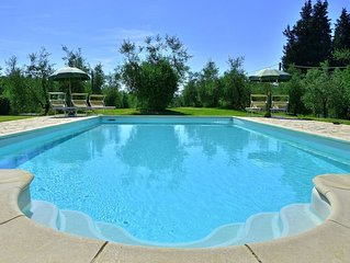 Wonderful private villa with WIFI, private pool, TV, terrace, pets allowed, pano