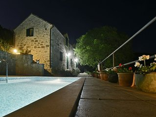 200 year old Mediterranean stone house recommended by The Sunday Times