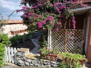 Appartamento con piccolo giardino a Capo d'Arco Isola d'Elba