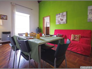 Lovely, Chic Apartment in historical centre of Palermo