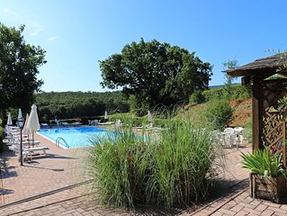 Holiday in the very heart of Tuscany