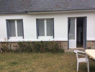 Petite maison de vacances familiales à 200m de la plage