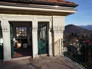 Villa Floreal, Wohnturm 'Torre degli Innamorati'