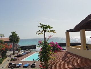 Porto Antigo 1 - 3 bedroom apartment with sea and pool view.