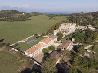 IL BORGO DI DRUGOLO ein Schloss-Resort der besonderen Art am Gardasee, Ferienwoh