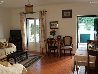 A cosy and well equiped one bedroom groundfloor house