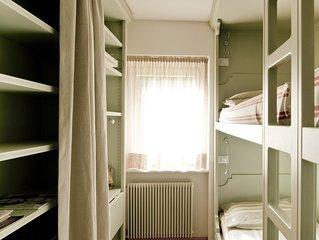 Splendido Appartamento Ponte di Legno 85 metri quadri 8 posti letto