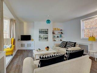 1 Warwick House - Three Bedroom Apartment, Sleeps 5