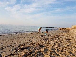 Piriac/Mer : maison de vacances avec jardin à 50 mètres de la plage
