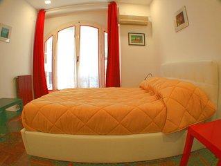 Politeamapart: Grande, prestigioso, centralissimo appartamento 6 letti.