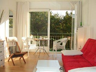 Top-Lage Apartement in Mitte-Tiergarten Hansaviertel nahe Siegessaule.