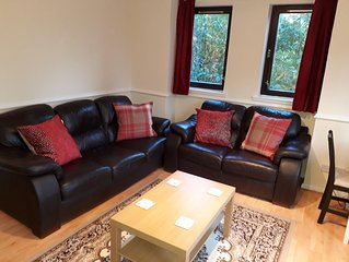 Cathedral Gate Apartment Glasgow city centre  parking and wi fi (Super Location)
