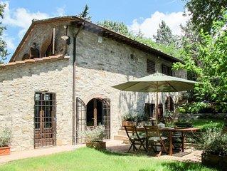 Ferienhaus La Misura (CTC227) in Castellina in Chianti - 6 Personen, 4 Schlafzim