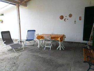 ELBA, PROCCHIO VILLETTA INDIPENDENTE CON GIARDINO, 250 MT.DAL MARE