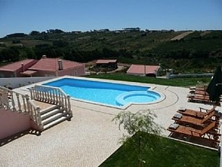 Villa With Heated Private Pool and WiFi