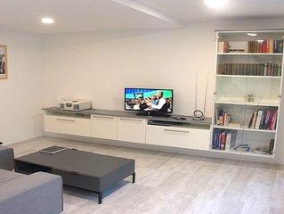 Coole Loft-Wohnung, zentral, ruhig, hell, top ausgestattet