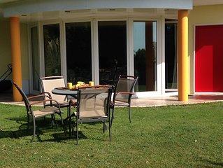 Appartamento in villa con piscina sulle colline di Livorno