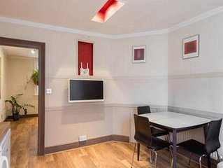 Central London Two Bedroom Eurostar Apartment