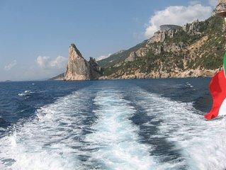 nuovo,centralissimo, panoramico con vista mare
