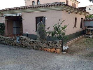 Casetta indipendente a Montepetrosu San Teodoro