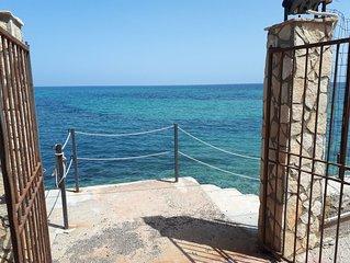La Casa del Mare, con accesso privato alla spiaggia-