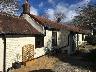 Fisherman's Cottage: Highly Desirable Single Storey 19th Century Holiday Retreat