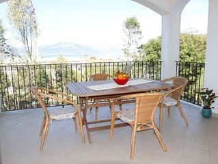 ARBATAX Appartamento 1° piano luminoso con veranda ideale per famiglie