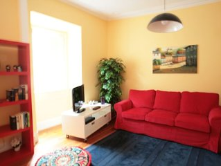 Quiet flat in the middle of the historical center, fully equipped.