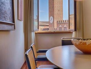 Meraviglioso appartamento nel cuore di Siena: Piazza del Campo   Palazzo Giorgi